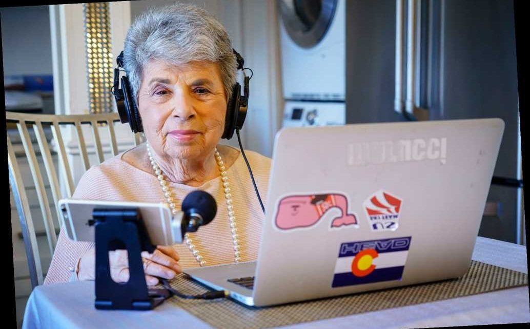 Sassy grandmas get real on new podcast 'Call Your Grandmother'