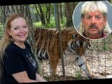 Carole Baskin elated Joe Exotic not pardoned: 'He belongs in a cage'