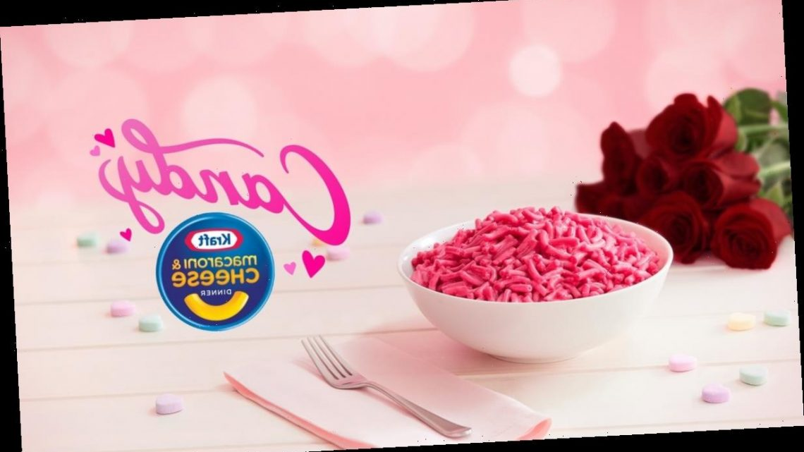 Here's How To Get Kraft's Candy Pink Mac & Cheese If That's Something You're Into
