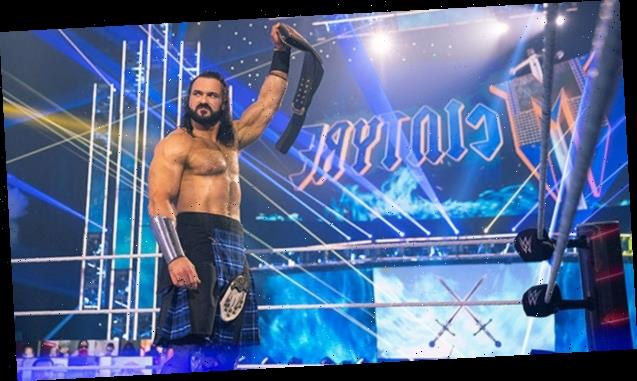 Drew McIntyre Plans To Kick Goldberg's 'Head Off' During Match At WWE's Royal Rumble