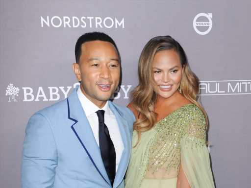 Chrissy Teigen's Nearly-Naked Video With John Legend Includes a Hot Hookup Detail
