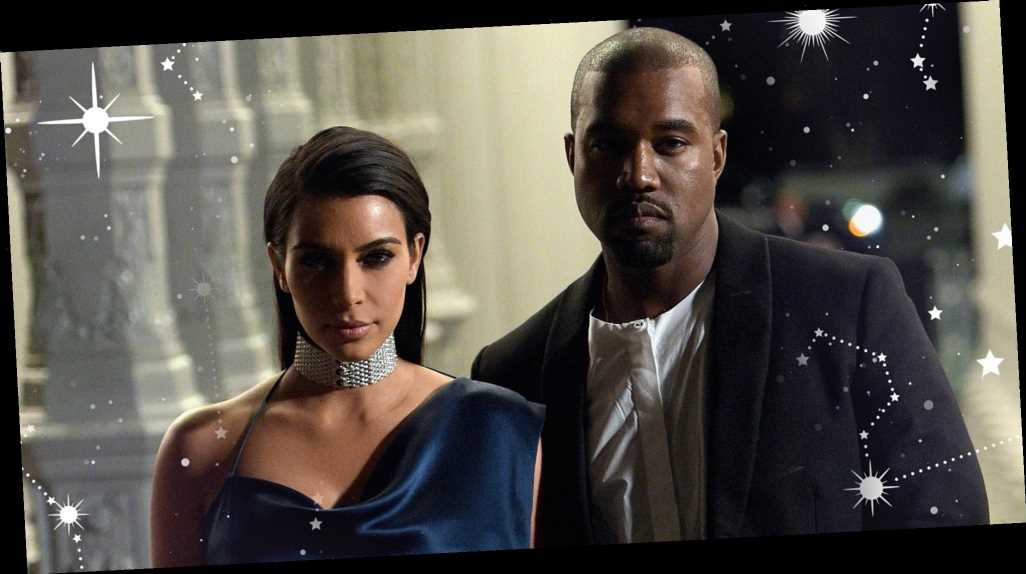 Astrologers Predicted Kim and Kanye's Divorce Years Ago