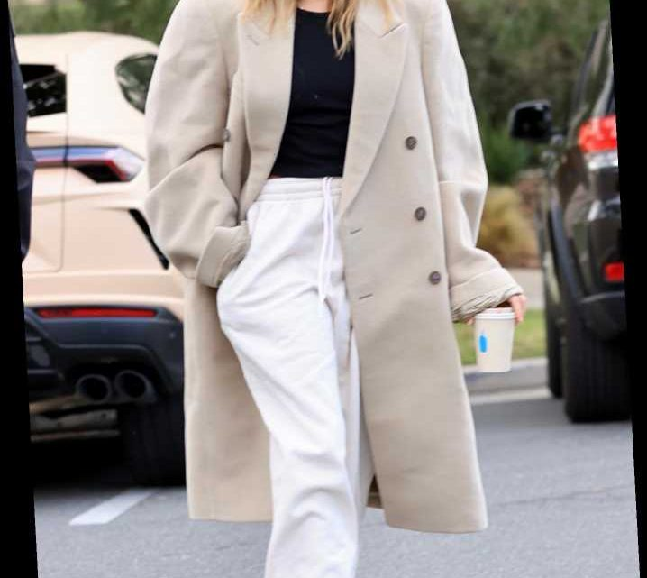 Hailey Baldwin Looks Stylish in L.A., Plus Jaden Smith, Tom Hiddleston and More