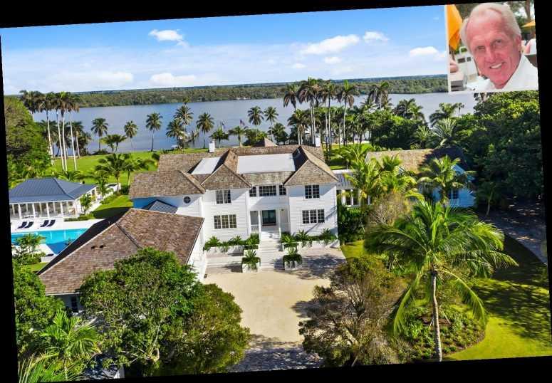 Golfing Great Greg Norman Selling $60 Million Jupiter Island, Florida, Home — See Inside!