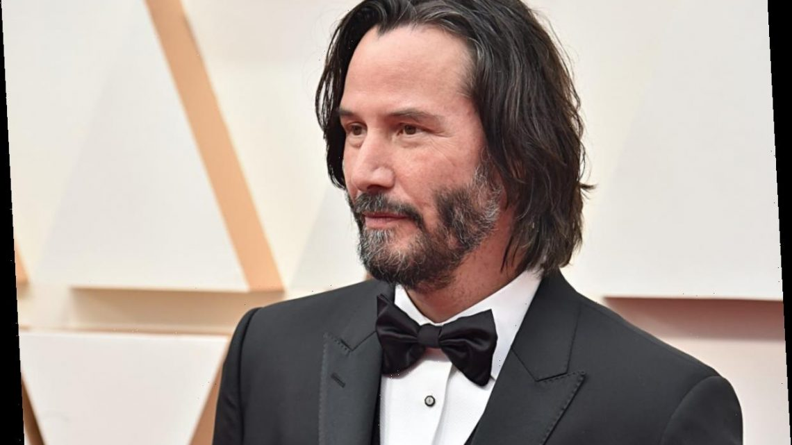 Keanu Reeves Explaining CGI to a Kid Is the Cutest Keanu Moment Ever