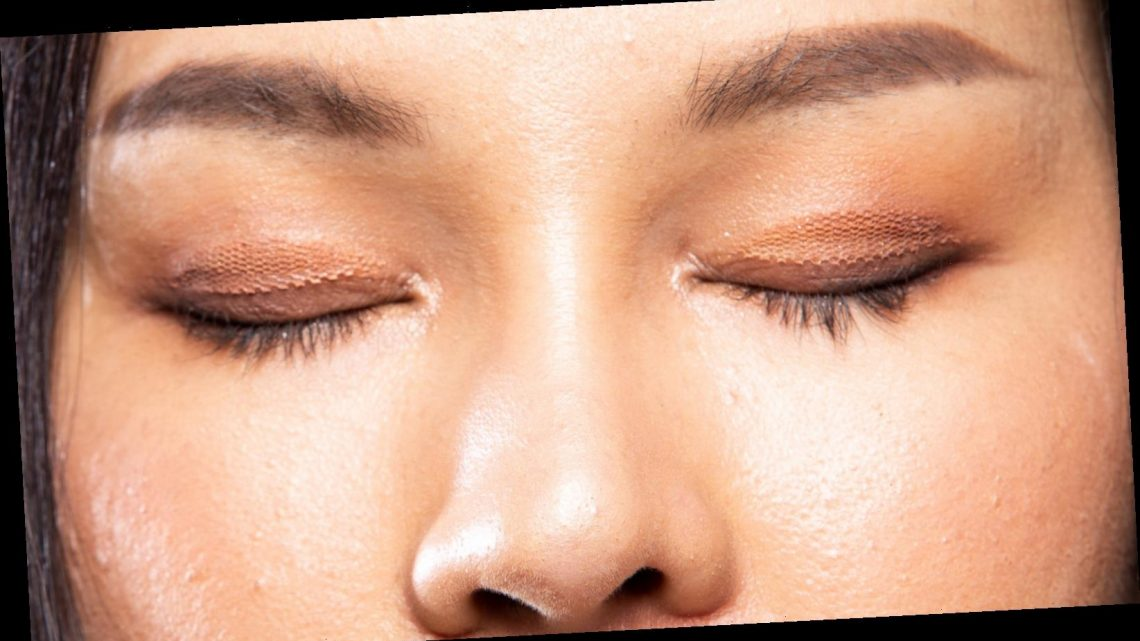 You've Been Using Eyelid Tape Wrong This Entire Time