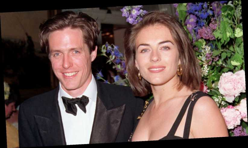 What You Don't Know About Hugh Grant's Relationship With Ex Elizabeth Hurley