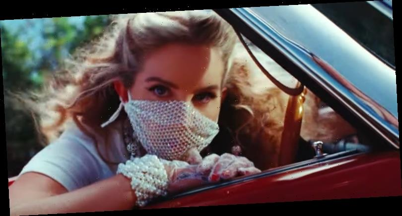 Lana Del Rey's New Video Addresses Her Controversies With Aesthetics