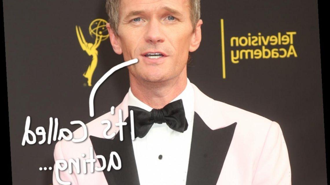 Neil Patrick Harris Pushes Back On Idea That LGBT Actors Should Play LGBT Roles: 'Hire The Best Actor'
