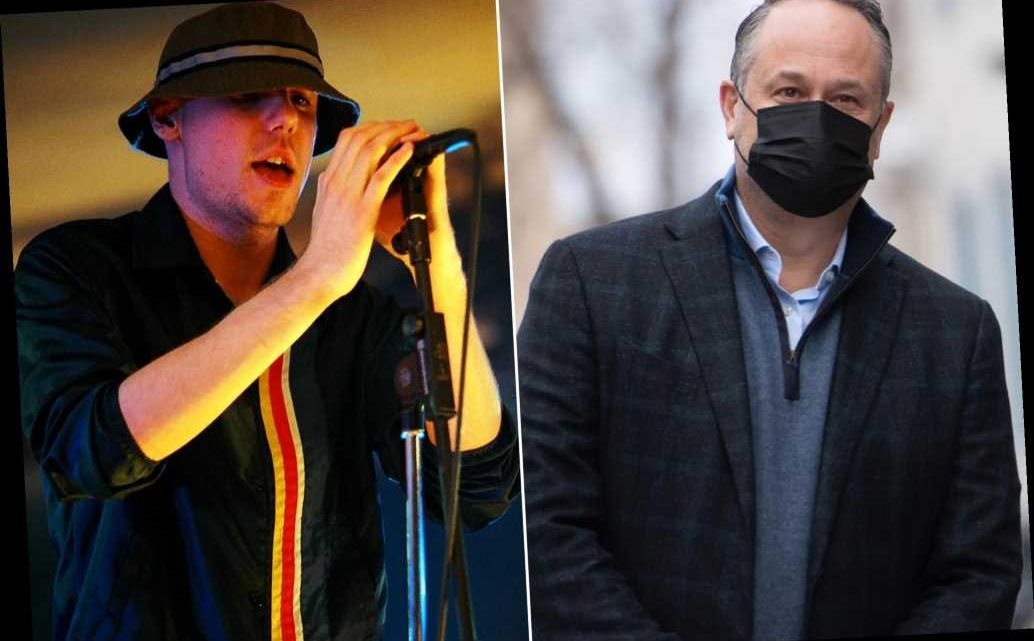 New Radicals to reunite for inauguration with Doug Emhoff's walk-on song