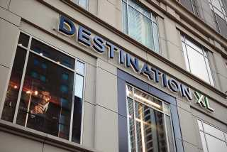 Destination XL Reports Soft Holiday Results