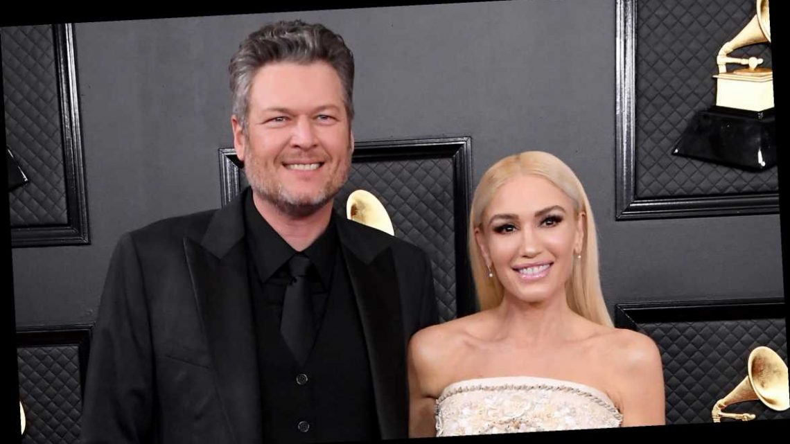 Blake Shelton wants to lose weight before marrying Gwen Stefani