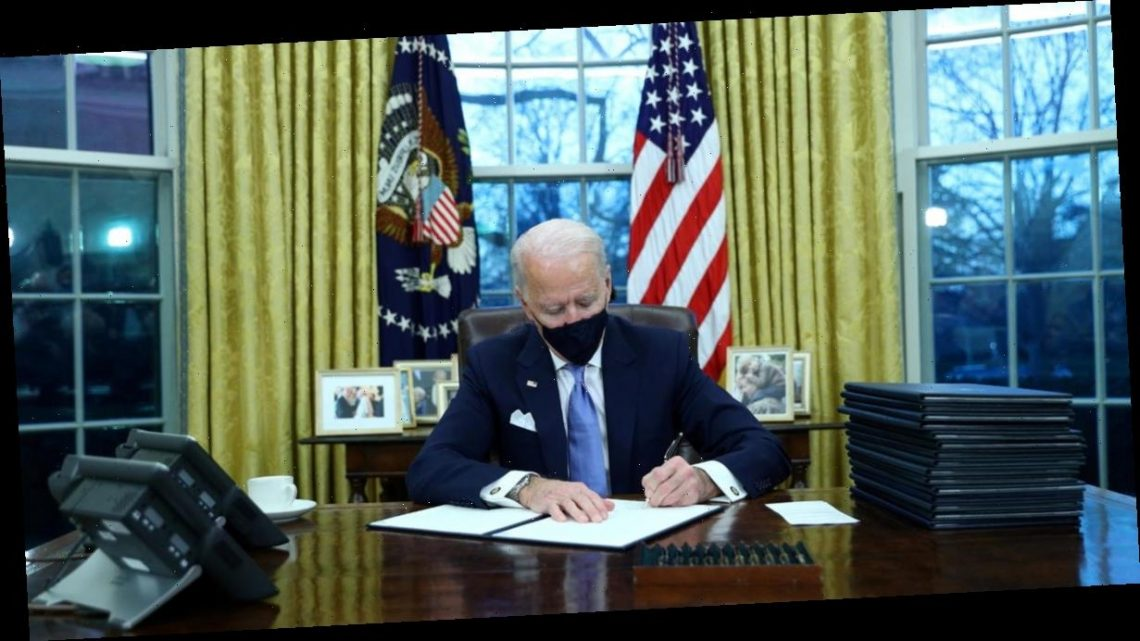 Biden directs Department of Education to extend student loan payment freeze