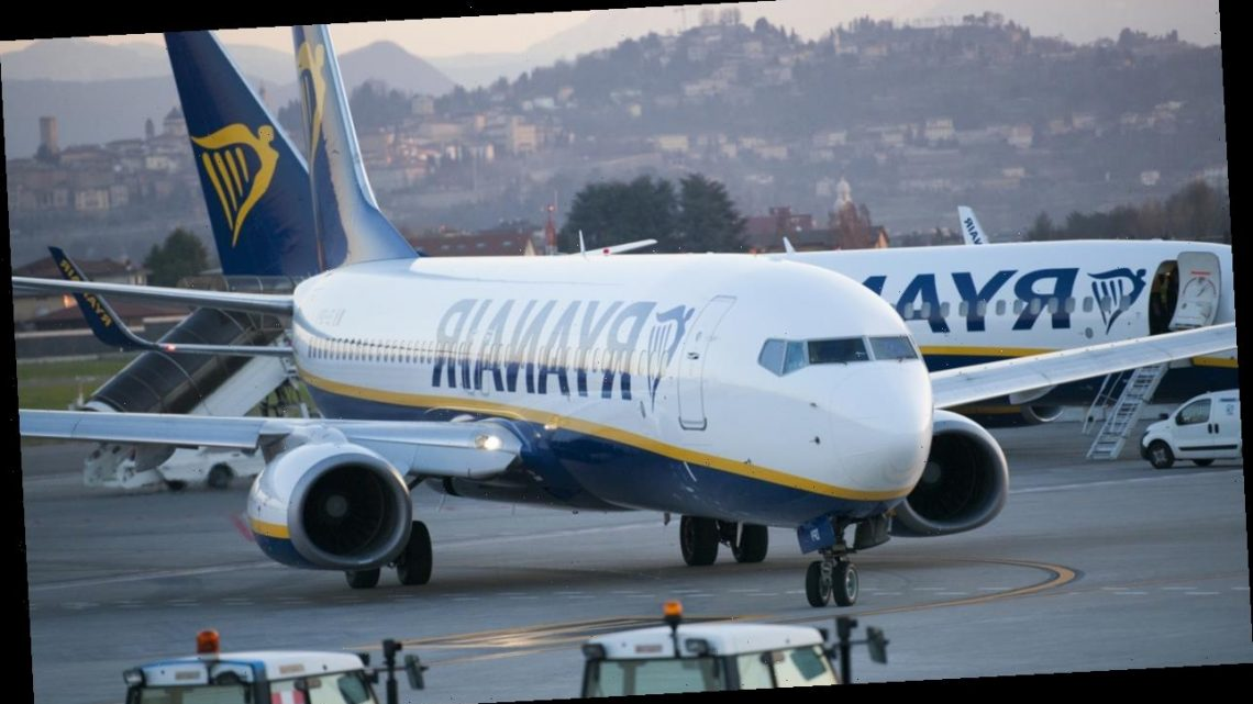 'Jab & Go' Ryanair ad campaign investigated in the UK following complaints: 'Distasteful'