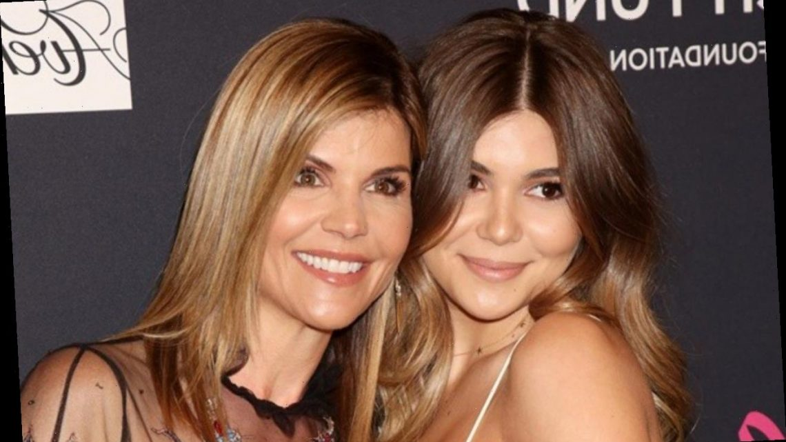 Olivia Jade Vows to Keep 'the Vibes Good' After Mom Lori Loughlin's Prison Release