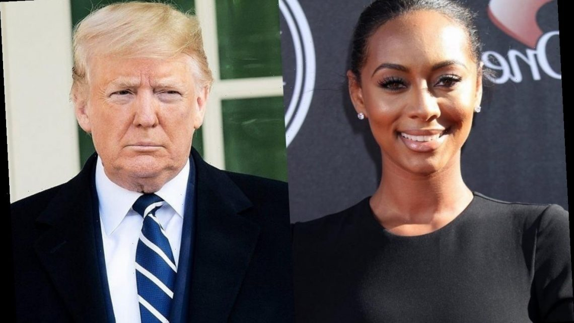 Keri Hilson Defends Herself After Criticizing Twitter for Banning Trump Following D.C. Riot