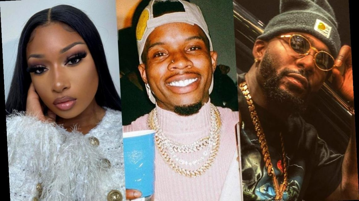 Dez Bryant Slammed for Defending Tory Lanez Amid His Megan Thee Stallion Assualt Drama