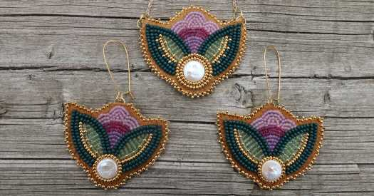 Indigenous Beadwork Flourishes on Instagram