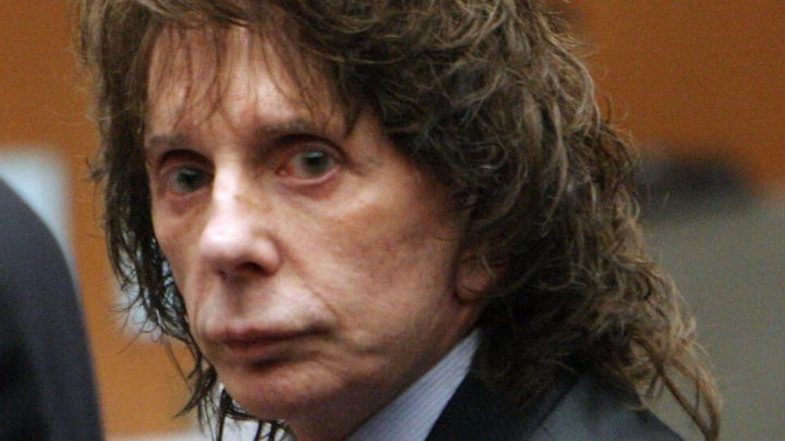 Phil Spector, Famed Music Producer Imprisoned in Slaying, Dies at 81