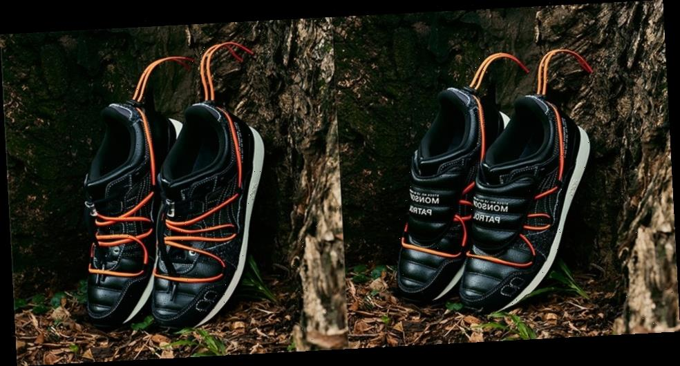 """ASICS x Limited Edt x SBTG Blacked-Out GEL-LYTE III """"Monsoon Patrol II"""" Is for the Lucky Ones"""