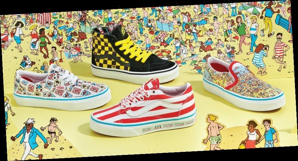 Vans Pays Tribute to the Legacy of Where's Waldo With New Collaborative Collection