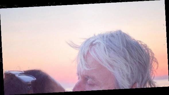 Catherine Zeta-Jones shares tender sunset kiss pic with Michael Douglas, more news