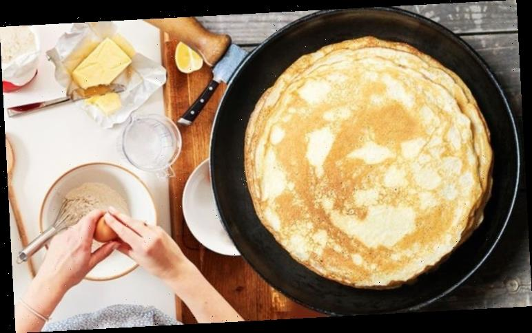 Pancake Day recipe: How to make the PERFECT pancake – the two top tips from scientists