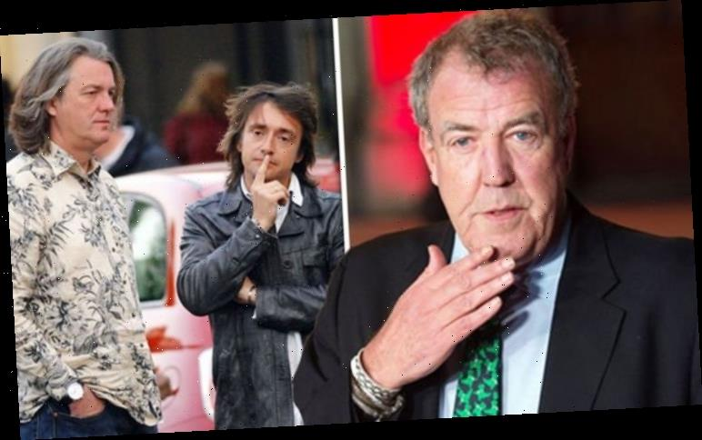 Jeremy Clarkson mocks Grand Tour co-stars in James May and Richard Hammond swipe