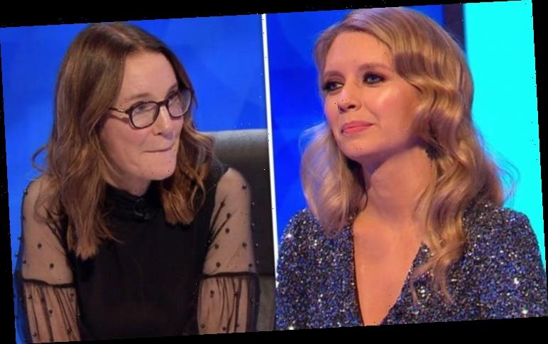 Rachel Riley: Countdown star on avoiding Susie Dent 'Nothing to do with social distancing'