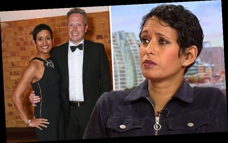 Naga Munchetty addresses husband's agony as BBC Breakfast host 'staying out of it'