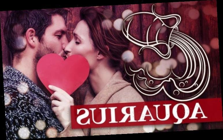 Aquarius Valentine's Day 2021 horoscope: How Aquarius will be spending Valentine's Day