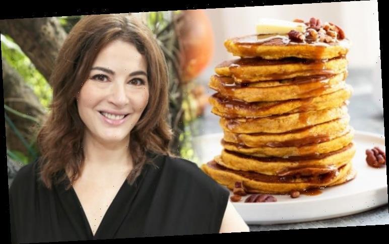 American pancakes recipe: How to make Nigella Lawson's 'thick, spongy' pancake
