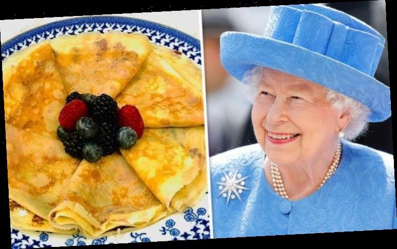 Pancake recipe: Royal chefs share how to make Queen Elizabeth II's favourite pancakes