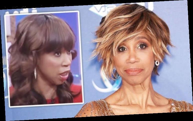 Trisha Goddard's children 'taught to check parcels for bombs' before 'offensive parody'