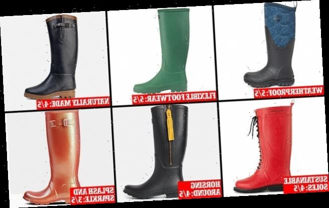 AMY KESTER picks the boots to look and feel good in this winter