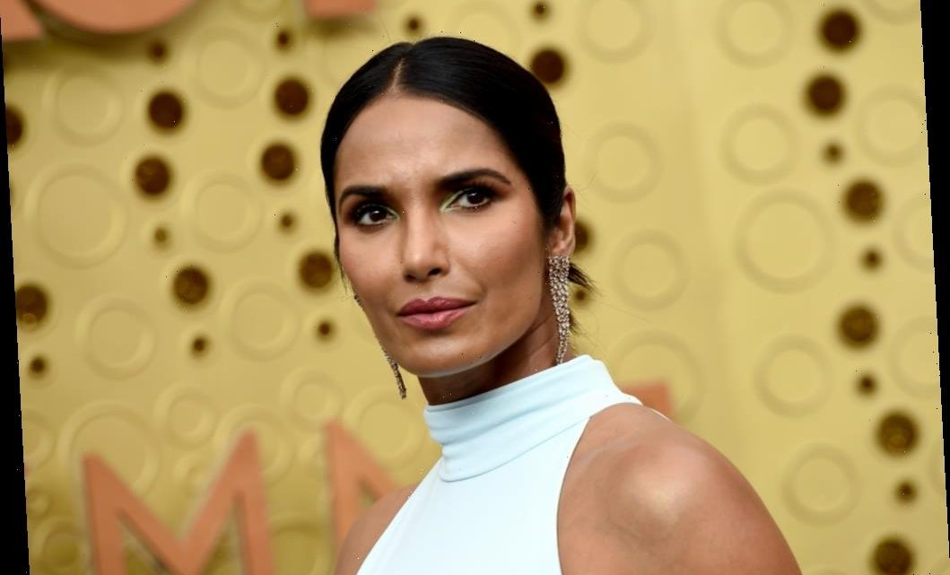 Padma Lakshmi Just Shared the Most Craveable Salad With an Unexpected Topping