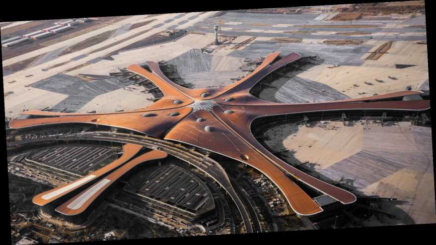 7 Features That Make China's New $18 Billion Airport