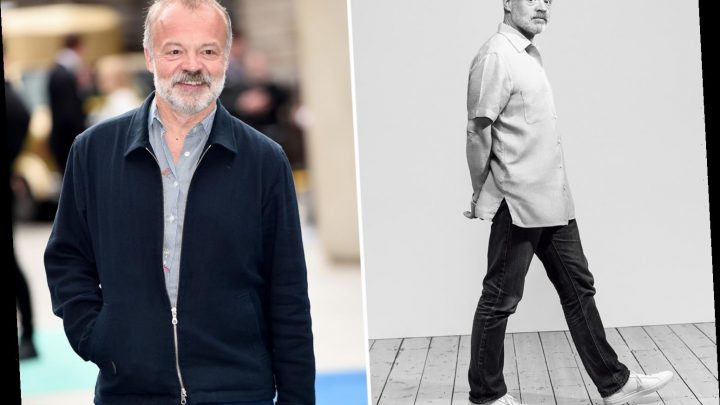 Graham Norton reveals his celebrity crush, worst habit and how he'll remember 2020