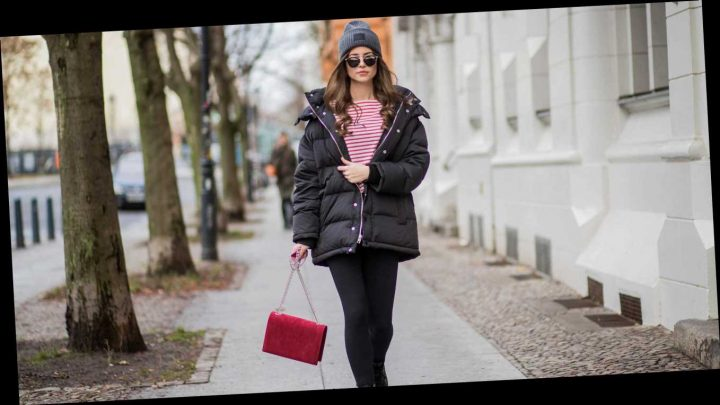 Nail Celebrity Street Style Looks With These Bestselling Leggings From Amazon
