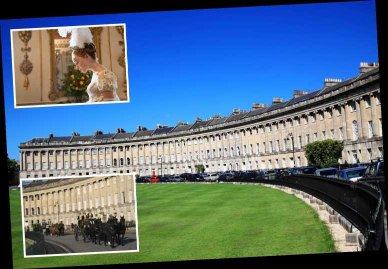 Bath predicts Bridgerton-boom as fans of TV show to flock to filming locations – here are the best deals