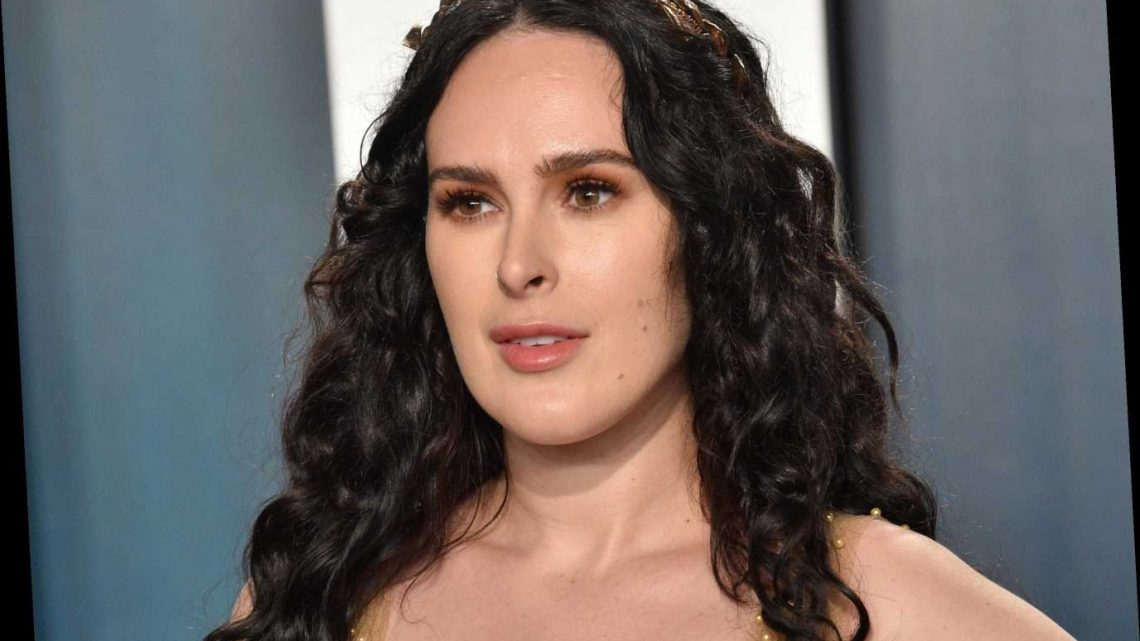 Rumer Willis opens up about anxiety: 'Sometimes I feel like I'm dying'