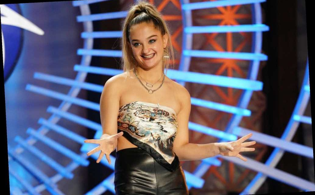 Claudia Conway gets through rocky 'American Idol' audition