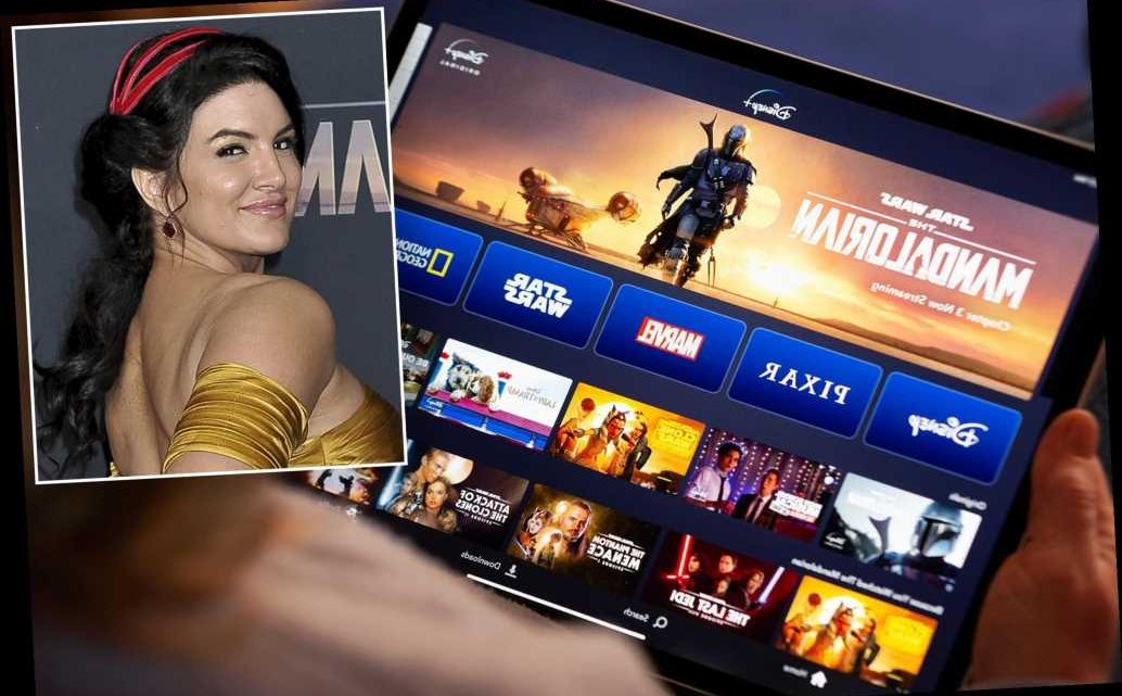 #CancelDisneyPlus trends after Gina Carano fired from 'The Mandalorian'