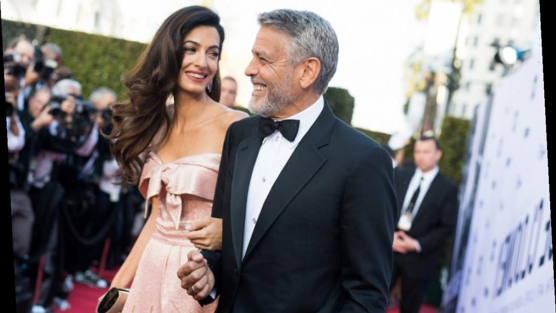 George Clooney and Amal Never Planned To Get Married or Have Kids