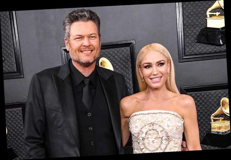 Blake Shelton Jokes He Won't Start Losing Weight for Wedding to Gwen Stefani Until They Set a Date
