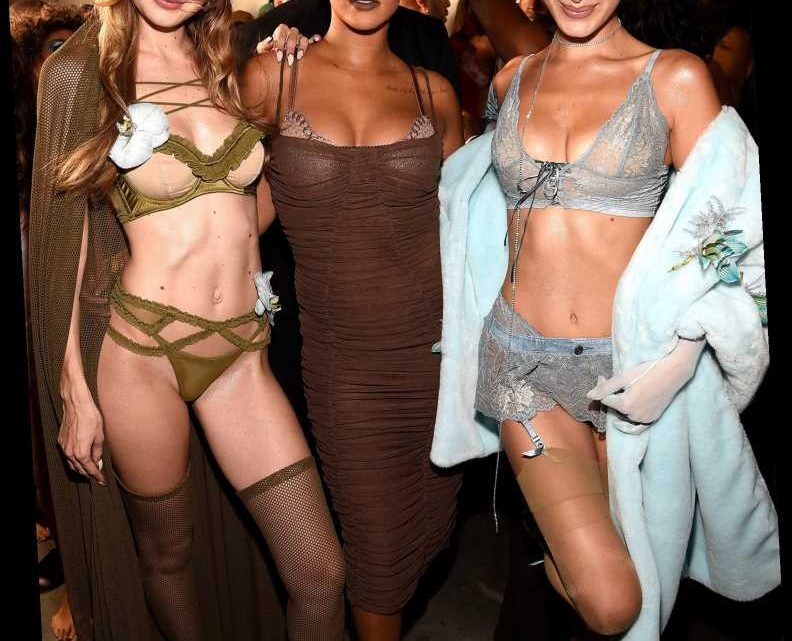 Rihanna's Savage X Fenty Lingerie Brand Has Been Valued at $1 Billion