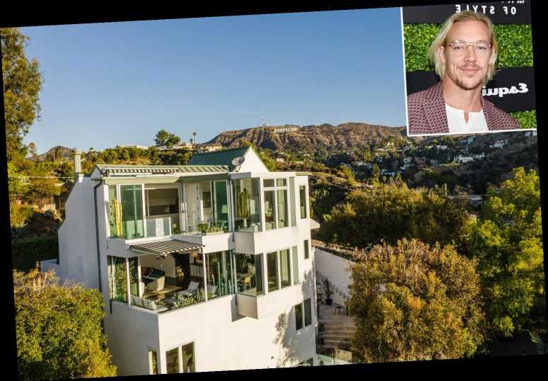 Diplo Lists Glam Hollywood Hills Home for $2.7 Million — See Inside