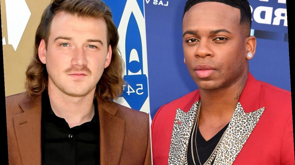 Jimmie Allen Says 'Forgiveness Is More Powerful Than Abandonment' amid Morgan Wallen Slur Scandal