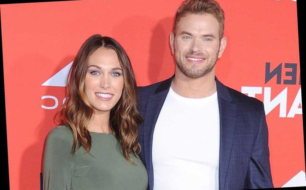 Kellan Lutz and Brittany Gonzales welcome daughter after pregnancy loss