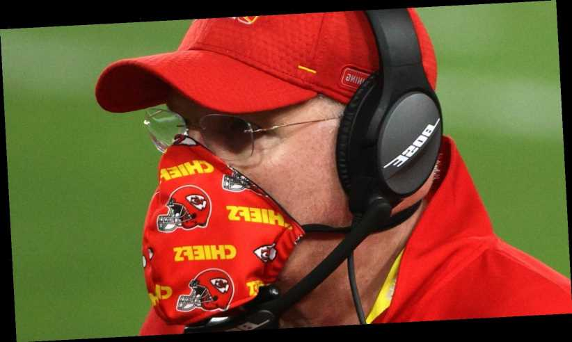 Andy Reid's Emotional Response To His Son's Car Accident